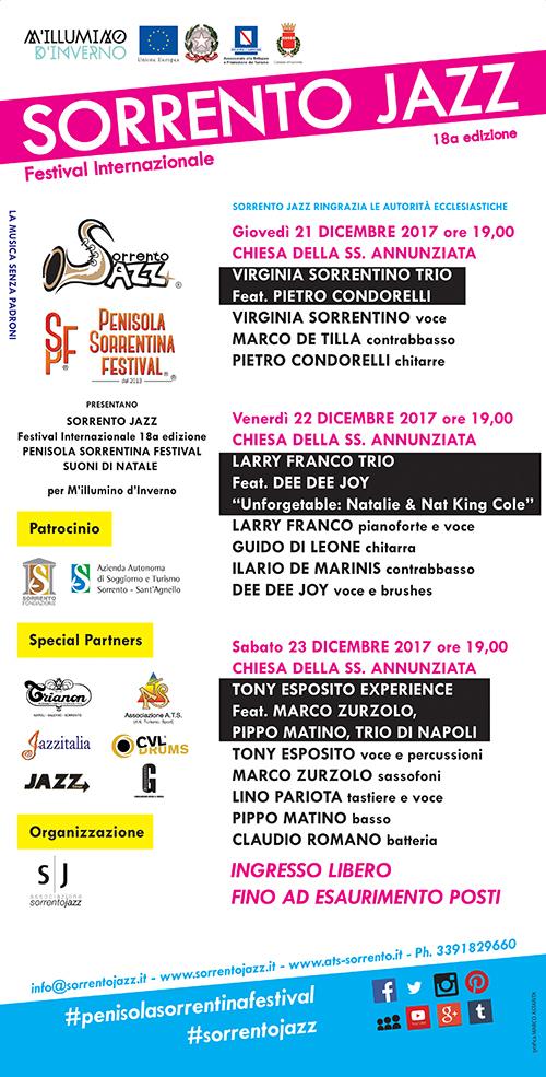 Sorrento Jazz 17a edizione